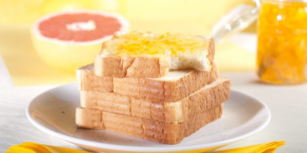 Рецепты для блендера: апельсиновый конфитюр