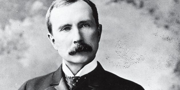 Джон Рокфеллер, 1870-е