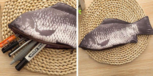 Пенал-рыба