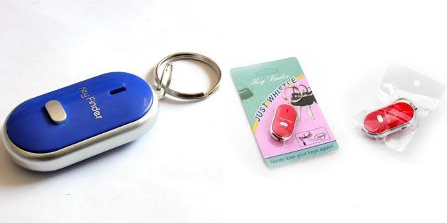 Брелок с голосовым управлением для поиска ключей