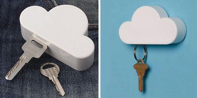 Магнитное облако для ключей