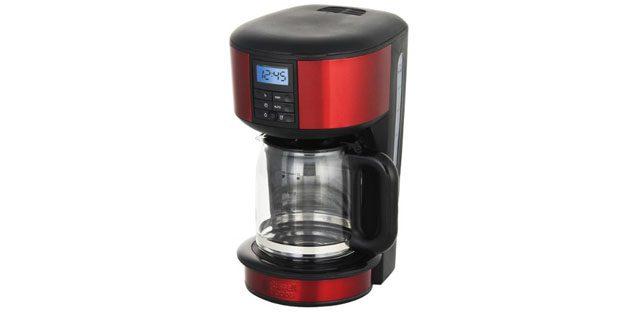 Капельная кофеварка Russell Hobbs Legacy Coffee Red 20682-56