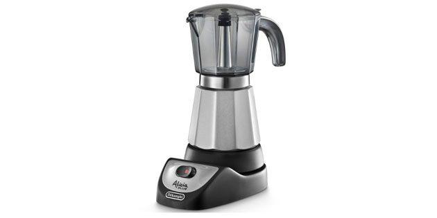 Электрическая гейзерная кофеварка DeLonghi EMKM.6.B