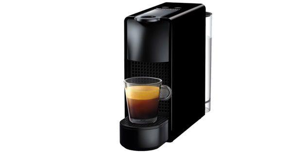 Капсульная кофемашина для дома Nespresso Essenza Mini C30Black