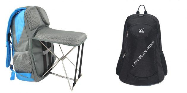 Рюкзак-стул