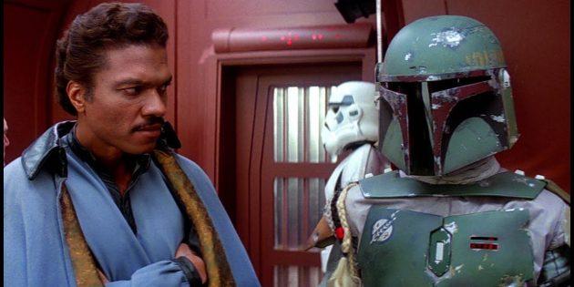 Джордж Лукас: На этот раз в фильм вложили около 30миллионов долларов, что чуть не разорило молодую компанию Lucasfilm