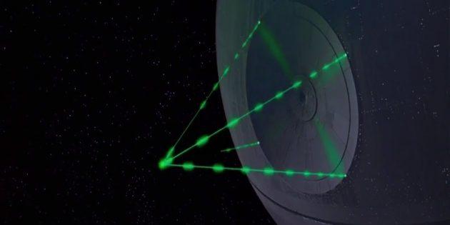 Джордж Лукас: В первую очередь Лукасу хотелось снять тот фильм, где появлялась «Звезда Смерти»
