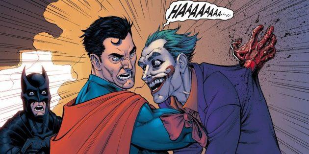 Неожиданные версии супергероев: «Injustice: Боги среди нас» — тиран Супермен
