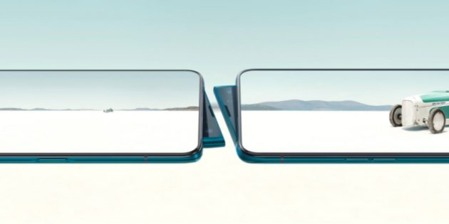 Смартфоны OPPO: Максимальная безрамочность