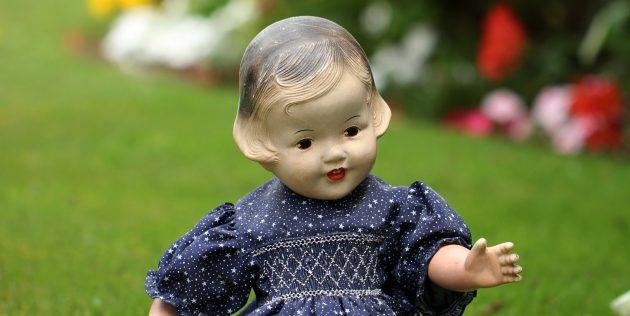 Диана Сеттерфилд: Промокшая кукла оттягивала ему руки, и он сел на стул, примостив её у себя на коленях