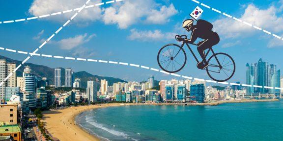 8 причин решиться на велотур по Южной Корее