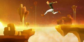В Google Play бесплатно раздают паркур‑раннер Sky Dancer Premium