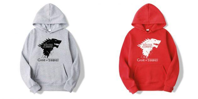 Знак десницы, футболка с лютоволком и маска Короля Ночи: 25 товаров для фанатов «Игры престолов»