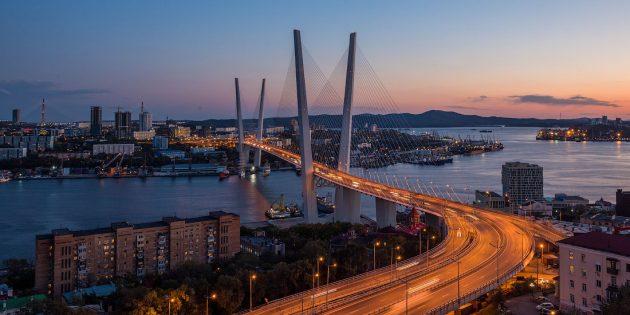 Куда переехать в России: Владивосток