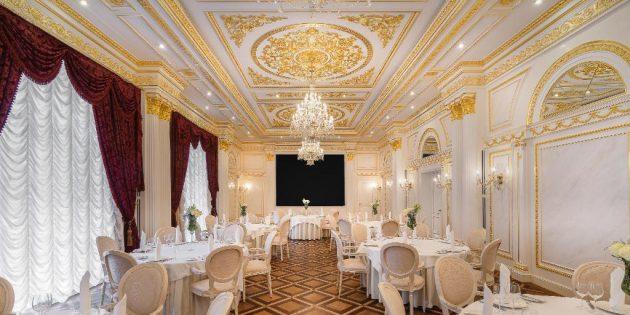 необычные отели России: Отель «Эрмитаж»