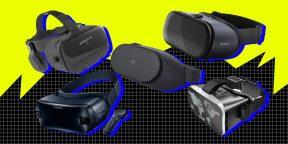 11 VR-очков на любой кошелёк