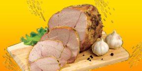 10 рецептов буженины для тех, кому надоела колбаса