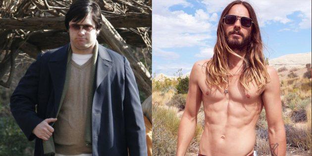 10 ярких и неожиданных преображений известных актёров