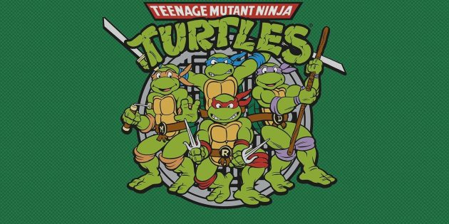 Teenage Mutant Ninja Turtles Rescue-Palooza