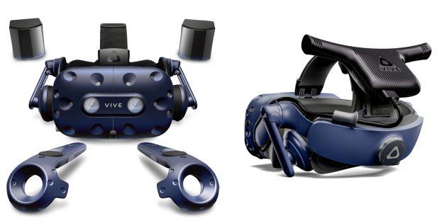 VR-шлем HTC Vive Pro