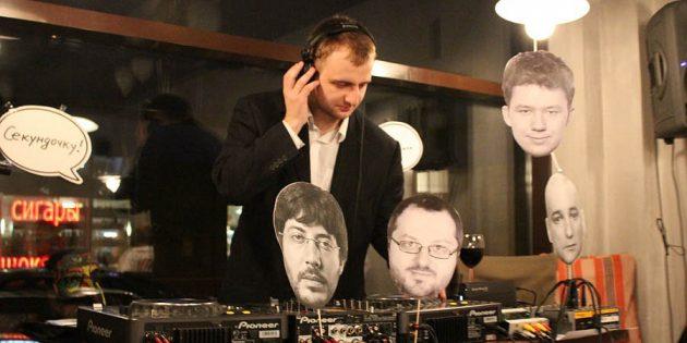 Максим Ильяхов в студии Лебедева