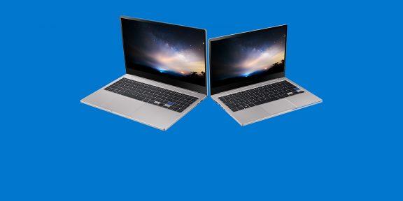 Samsung анонсировала ноутбуки, очень похожие на MacBook Pro. Прямо перед WWDC 2019