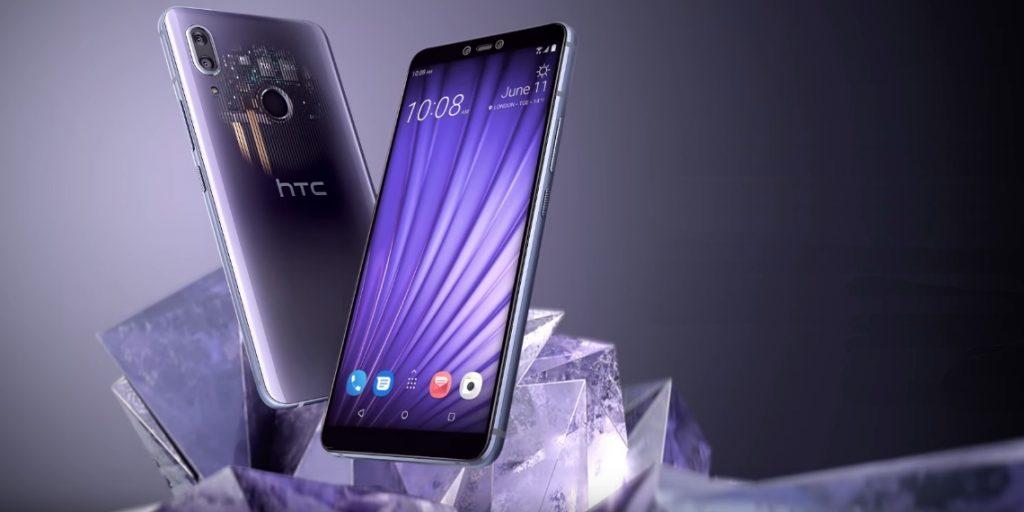 Компания HTC возвращается с новым смартфоном U19e
