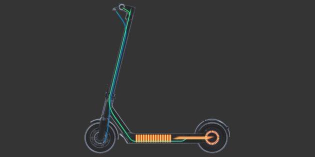 Штука дня: складной электросамокат Segway Ninebot MAX с запасом хода 65 км