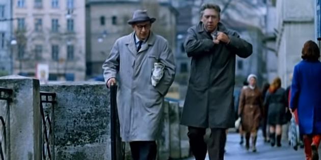Советские комедии: «Старики-разбойники»
