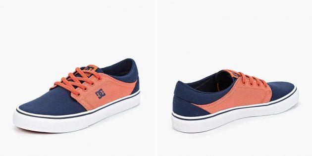 Кеды от DC Shoes