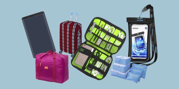 40 полезных мелочей с AliExpress, которые облегчат жизнь в путешествии