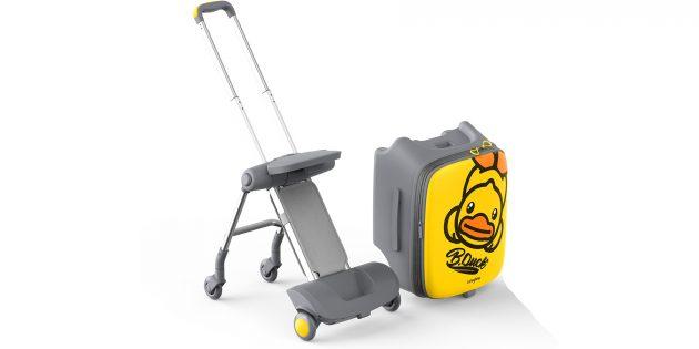 чемодан-коляска Xiaomi B.Duck