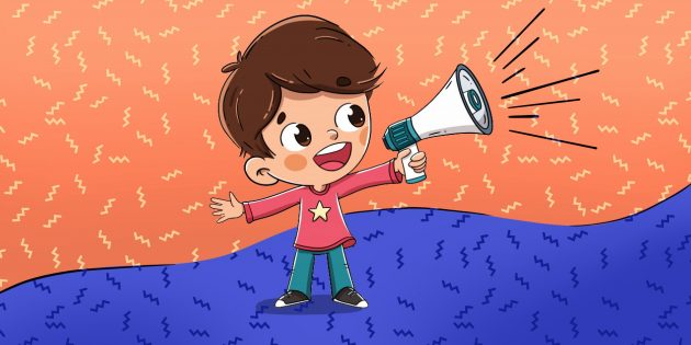 Как научить ребёнка говорить