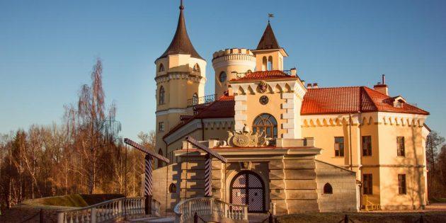 необычные отели России: Отель «Бастион Императора Павла»