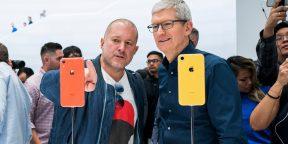 Главный дизайнер Apple Джони Айв покидает компанию спустя 30 лет работы