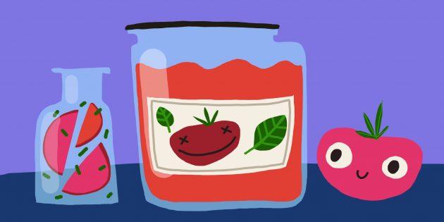 10 рецептов томатного соуса для любителей помидоров