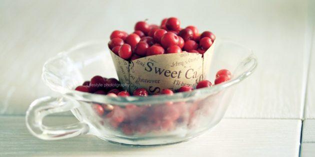 Полезные фрукты и ягоды: клюква