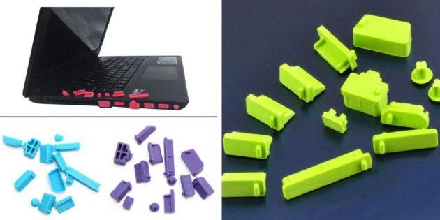 Заглушки для ноутбука