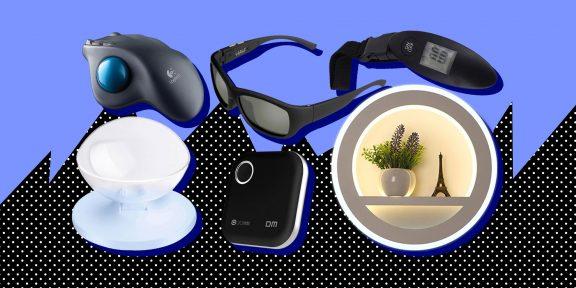 Находки AliExpress: солнцезащитные очки, надувная кровать и складное ведро