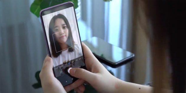 Oppo и Xiaomi показали камеры, которые встраиваются прямо в экран смартфона