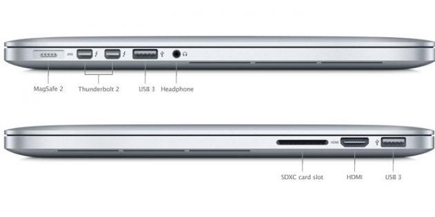 Вот какие MacBook Pro отзывает Apple из-за риска возгорания батареи