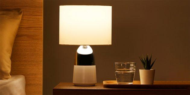 Стильная лампа Xiaomi для прикроватного столика