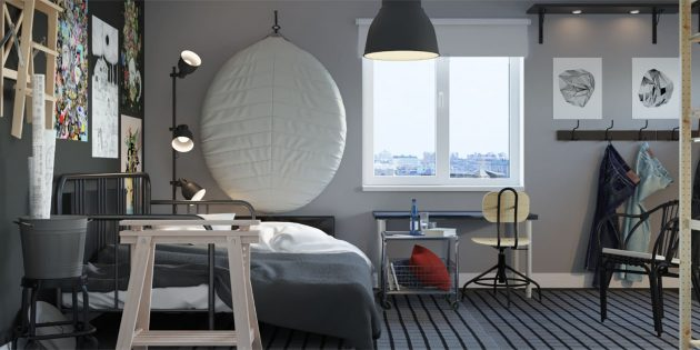 IKEA запустила в России сайт с бесплатными дизайн-проектами квартир