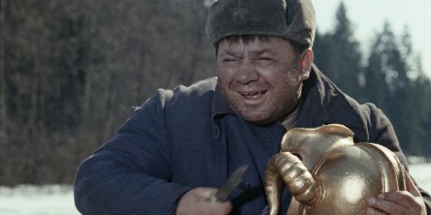 Советские комедии: «Джентльмены удачи»