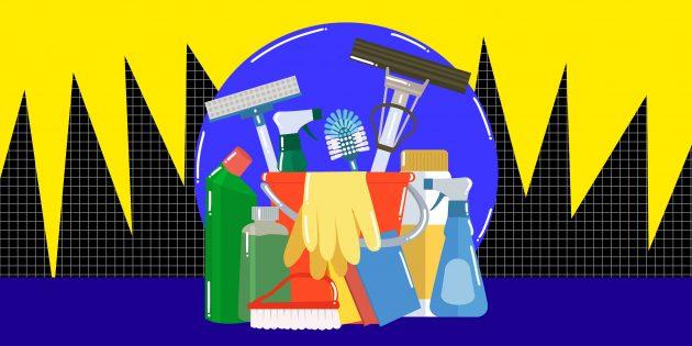 Как быстро убрать дом после бурной вечеринки: инструкция от клинеров