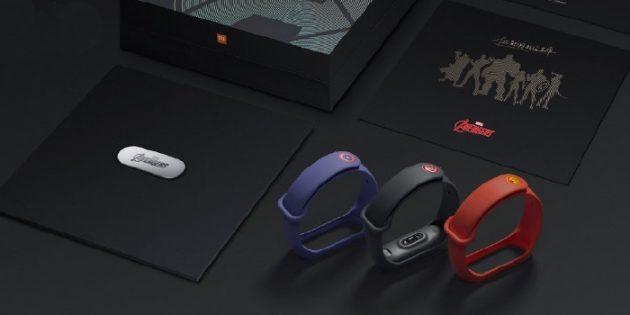 Xiaomi представила браслет Mi Band 4 с цветным экраном