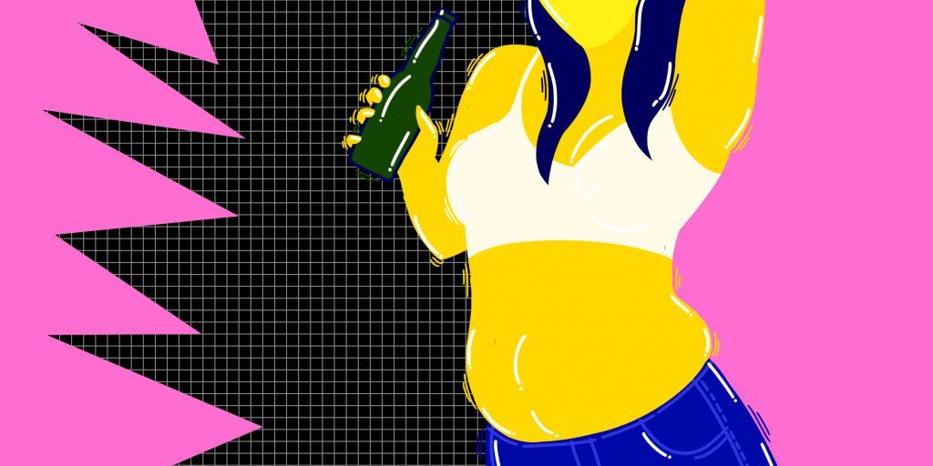 Как пить алкоголь и не толстеть