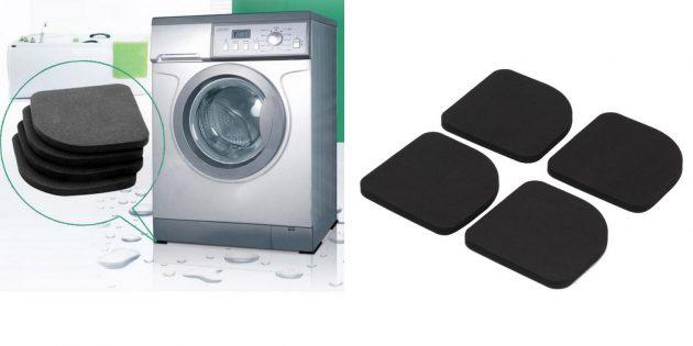 Товары для дома: протекторы для стиральной машинки