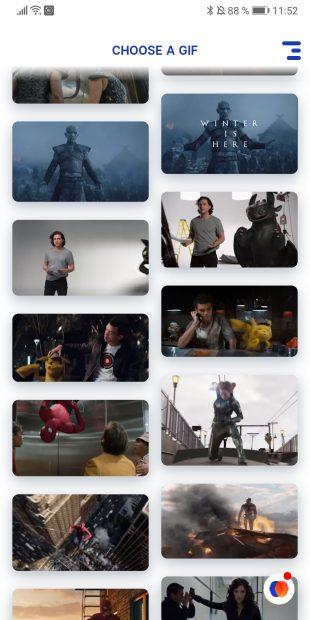 Приложение Morphin поможет вставить своё лицо в гифку из фильма или сериала