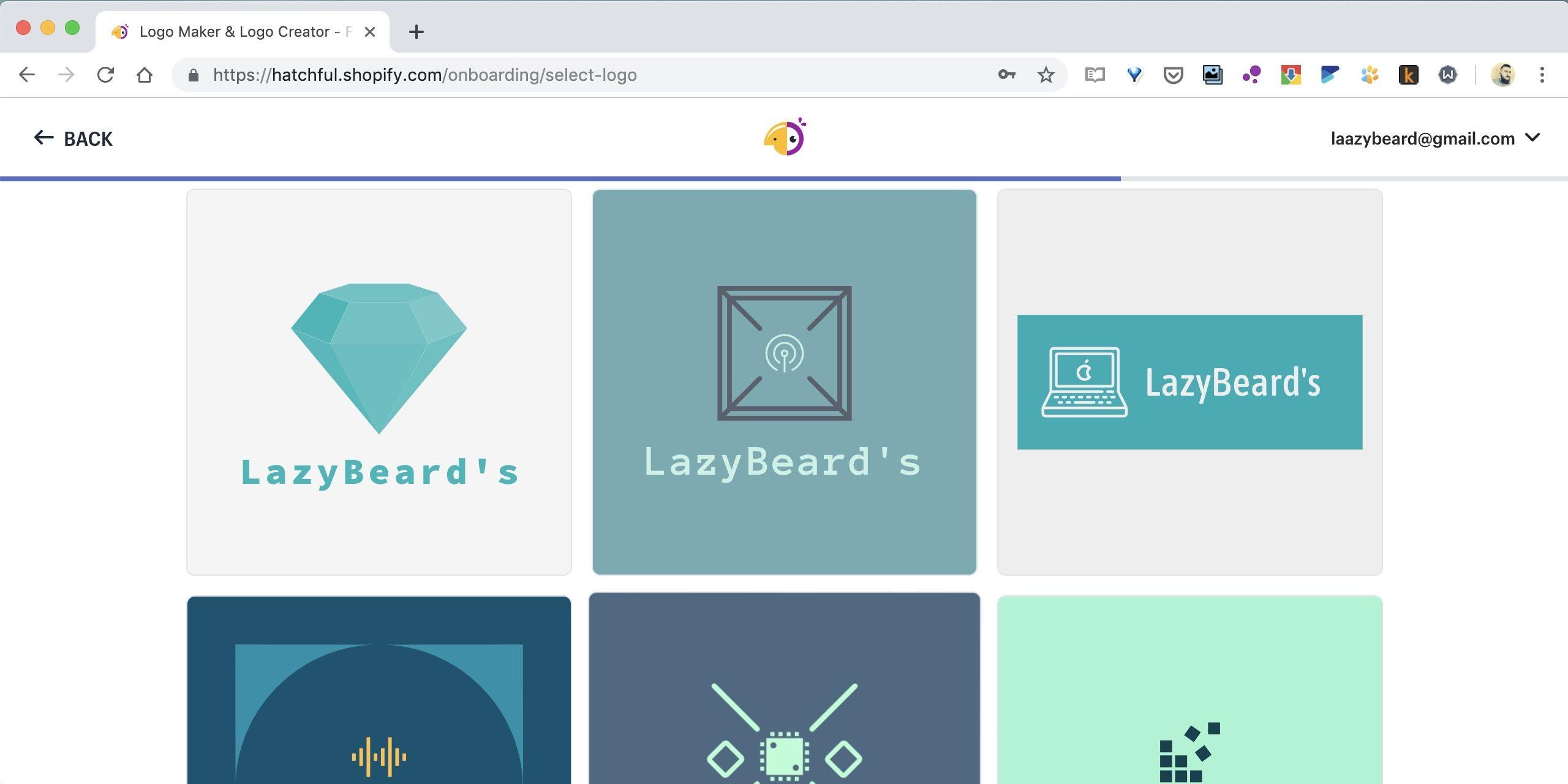 самому сделать логотип сайта